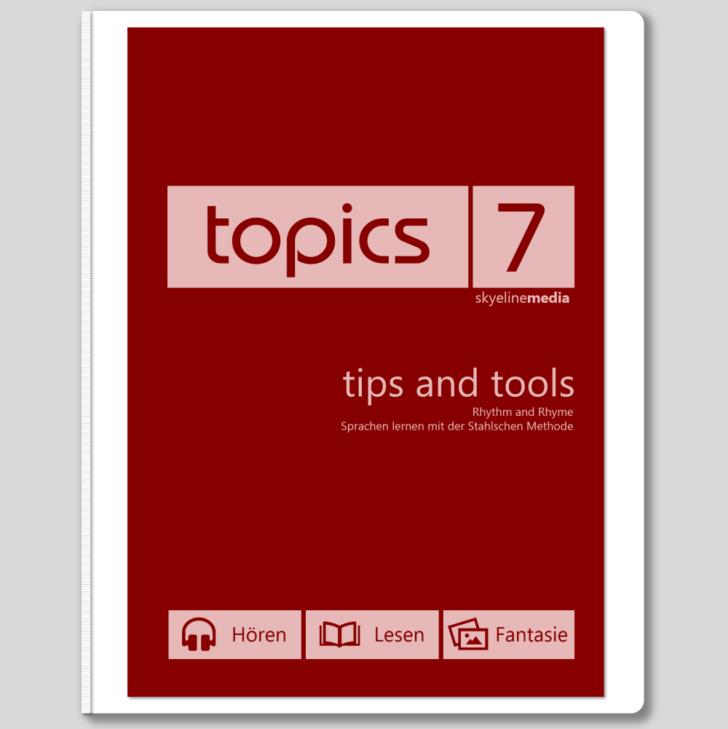 topics 7 - tips and tools - skyelinemedia