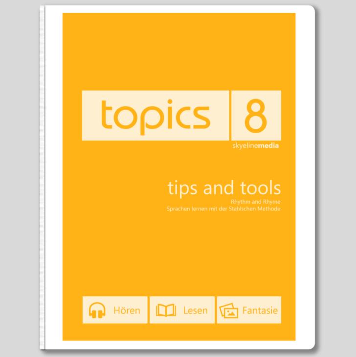 topics 8 - tips and tools - skyelinemedia
